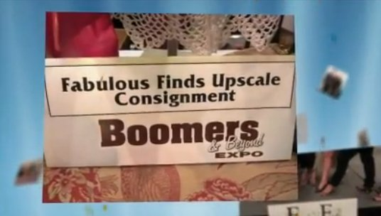Boomers and Beyond Fashion Show