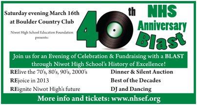 Niwot HS Education Foundation