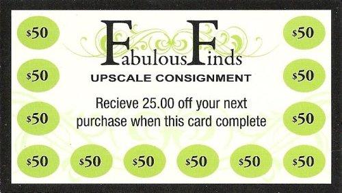 Savings-card