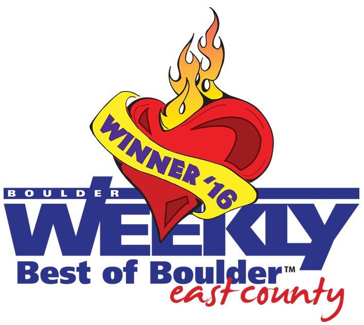 Best of Boulder East County – 2016